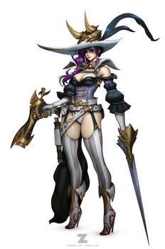 Beatrice - Pirate 01