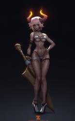 Kien - Sword Bearer 01 by Zeronis