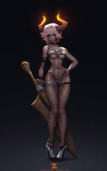 Kien - Sword Bearer 01