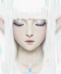 Alyssa - Portrait by Zeronis
