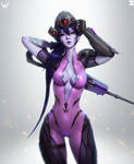 Widowmaker FanArt Zeronis 02