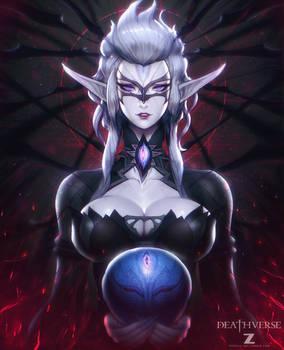 Keska Oracle - Deathverse