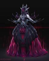 Amelia - Deathverse Zeronis Veil LR by Zeronis