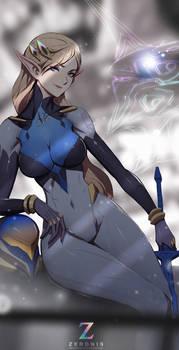 Zelda Pilot Plugsuit