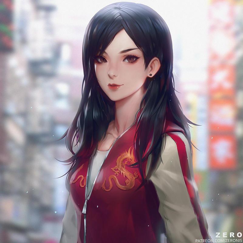 Mulan Tribute Art 01