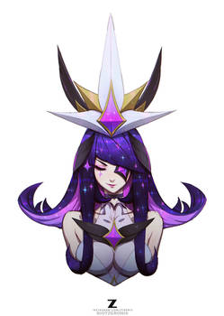 Star Guardian Syndra Front Bust 02