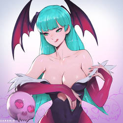 Morrigan by Zeronis