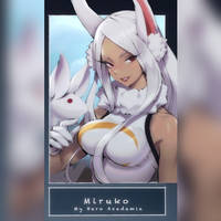 Miruko - Six Fan Art