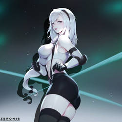 2B X Tifa AlterFuse