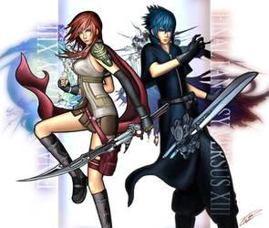 Final Fantasy XIII by Zeronis