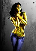chromium gold by Rainkeeper