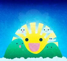 Happy Sunshine by pai-thagoras