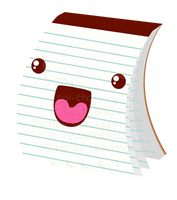 The Happiest Notepad by pai-thagoras
