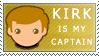 Kirk is my Captain by pai-thagoras