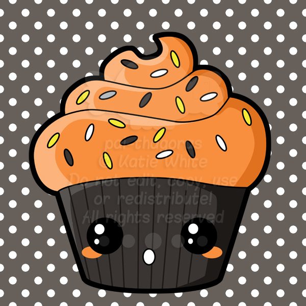 Halloween Cupcake by pai-thagoras on DeviantArt