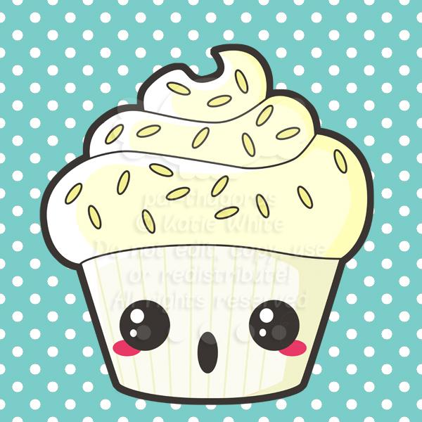 Ghostie Cupcake by pai-thagoras