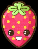 Cutie Strawberry by pai-thagoras