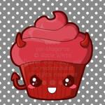 Devil Cupcake