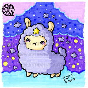 Alpaca - Lumpy Space Princess