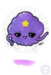 Lumpy Space Princess [Watercolour IV]