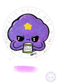 Lumpy Space Princess [Watercolour V]