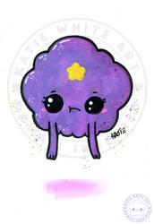Lumpy Space Princess [Watercolour VI]