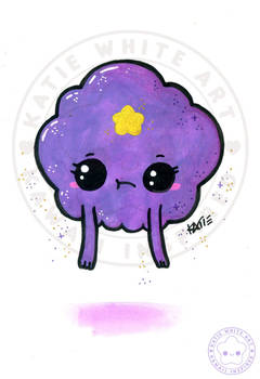 Lumpy Space Princess [Watercolour VI]