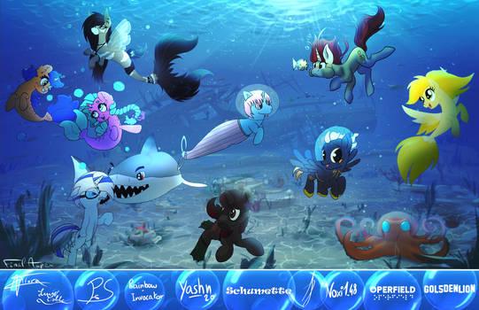 [COLLAB] - Sous l'Ocean - Pr. Aspex