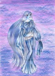 Blue Demon I by moshi-ZUA