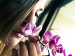 Orchid by bluEeye93