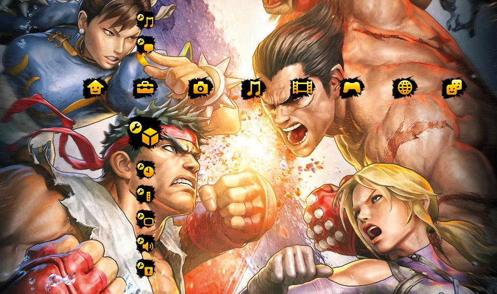 Street Fighter > Thread > STREET FIGHTER X TEKKEN PS3 Theme
