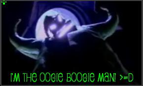 Da Oogie Boogie Man by KatTheMongoose