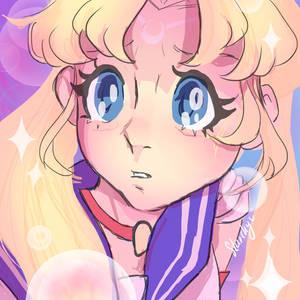 Sailor Moon Redraw Meme