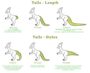 [Design Examples] Tails by Necromouser