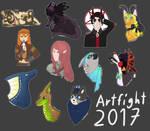 [Artfight] Summary