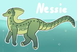 [Custom] Nessie Paralogos by Necromouser