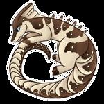 [Trade] Snake Donut by Necromouser