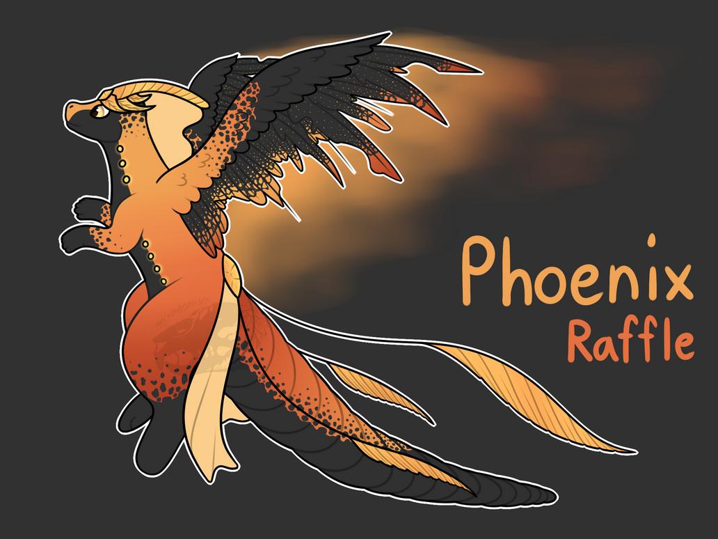[OPEN] Raffle - Phoenix Paralogos by Necromouser