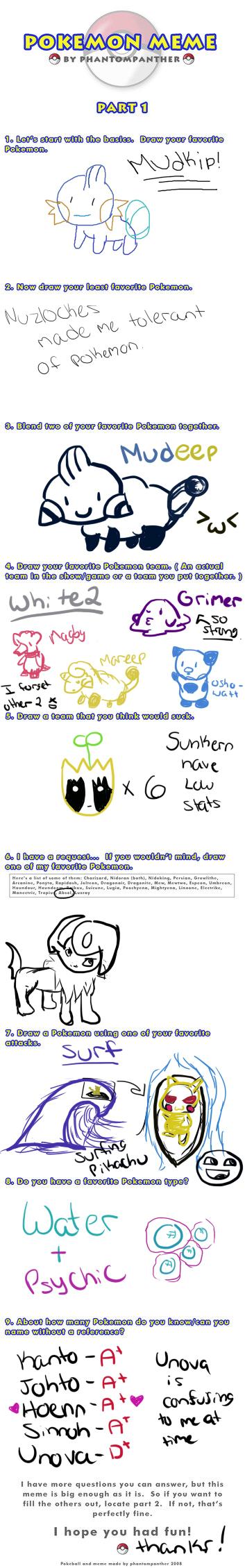 Pokemon Meme by shark902