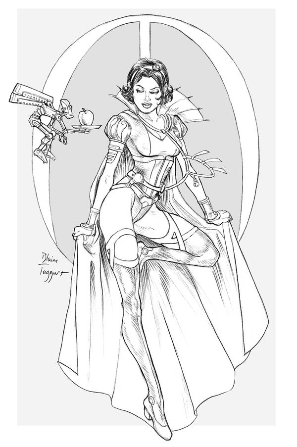 The List Snow White Alice Graphix