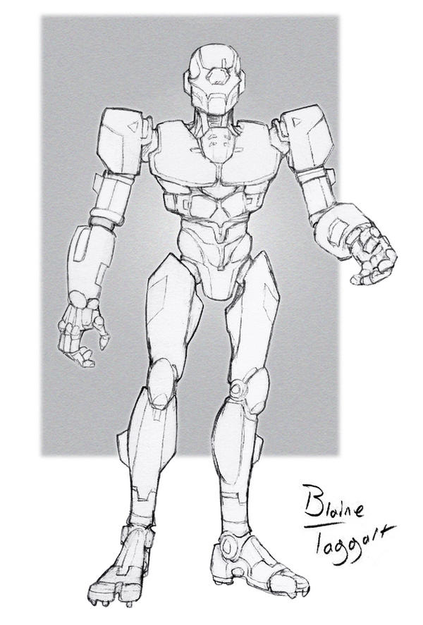 Line Drawing Robot : Robot doodle by staino on deviantart