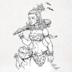 Akala the Cave Girl
