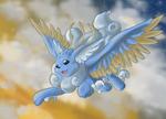 Flying Eeveelution