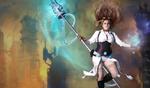 Hextech Janna - League of Legends Cosplay