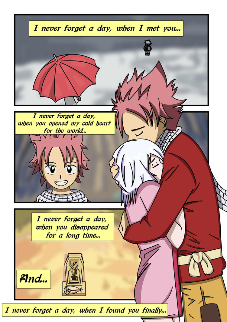 NaLi - I never forget by SilviaInverse