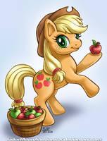 Applejack by SailorMoonAndSonicX