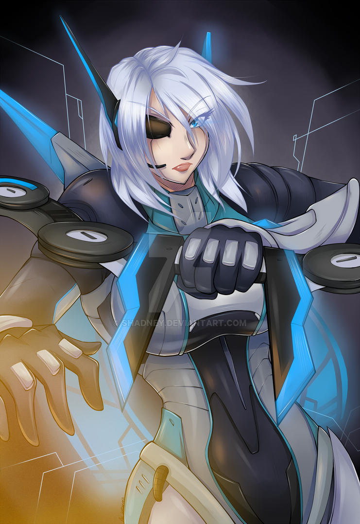 Ashe Project by Shadney