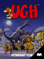 UGH: Petrifight Club-an UGH Motion Book by Derveniotis