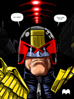 Dredd Sample MotionBook by Derveniotis