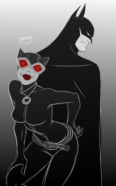 Dark Duo by RaphaelsLover
